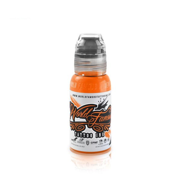World Famous Ink KOI Orange - 29,6 ml