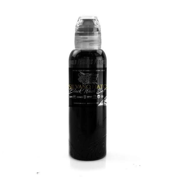 World Famous Ink - Silvano Fiato - Extreme Black 118,3 ml