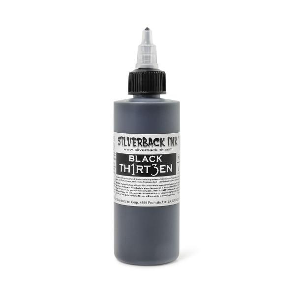 Silverback Ink Black Th1rt3en 118,3 ml