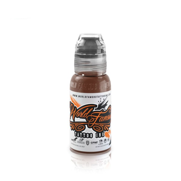 World Famous Ink Heimdall Brown - 29,6 ml
