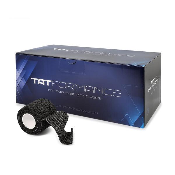 TATFORMANCE - Quality Grip Bandage - Schwarz