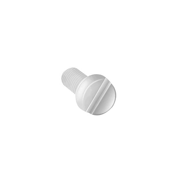 Plastic screw M4 - 1 piece