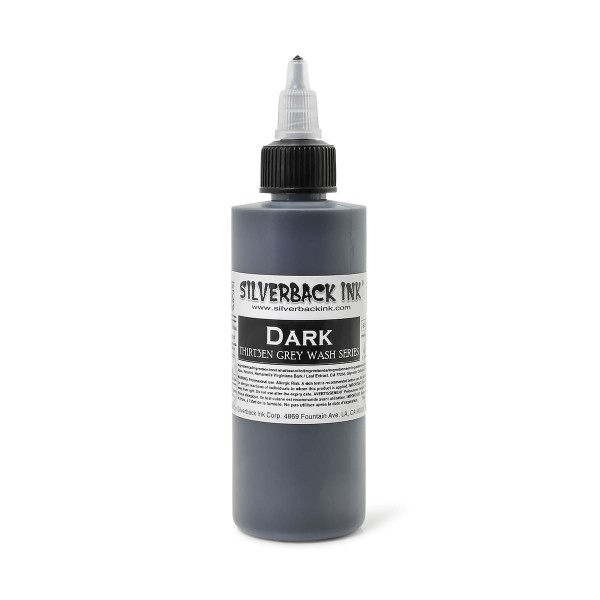 Silverback Ink Dark Th1rt3en Grey Wash 118,3 ml