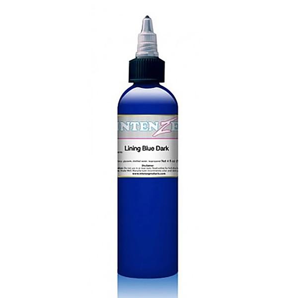 Intenze Ink Lining Blue Dark 29,6 ml - Lining Colors