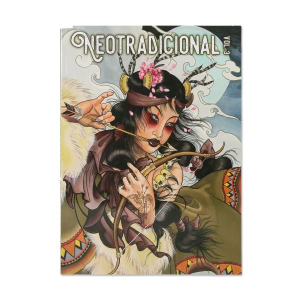 Neotradicional Vol. 3 - Paintings - Drawings - Sketches