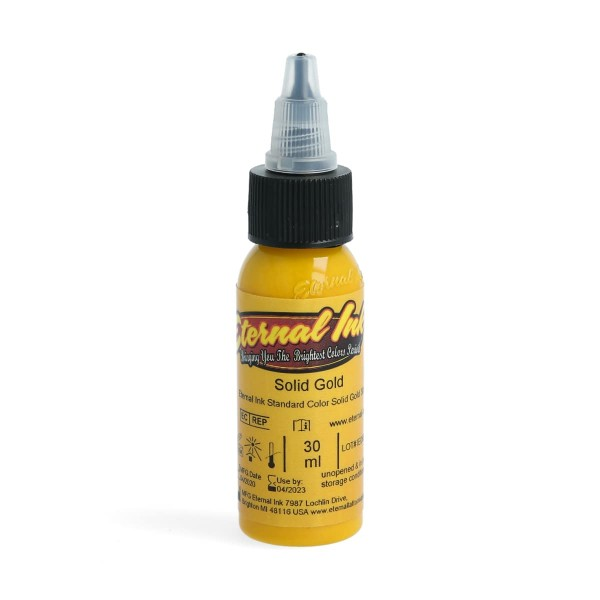 Eternal Ink Solid Gold 30 ml