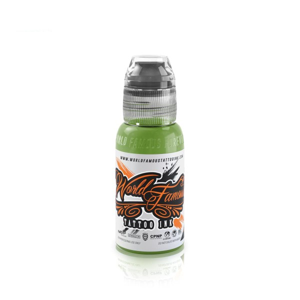 World Famous Tattoo Ink Iceland Green - 29,6 ml