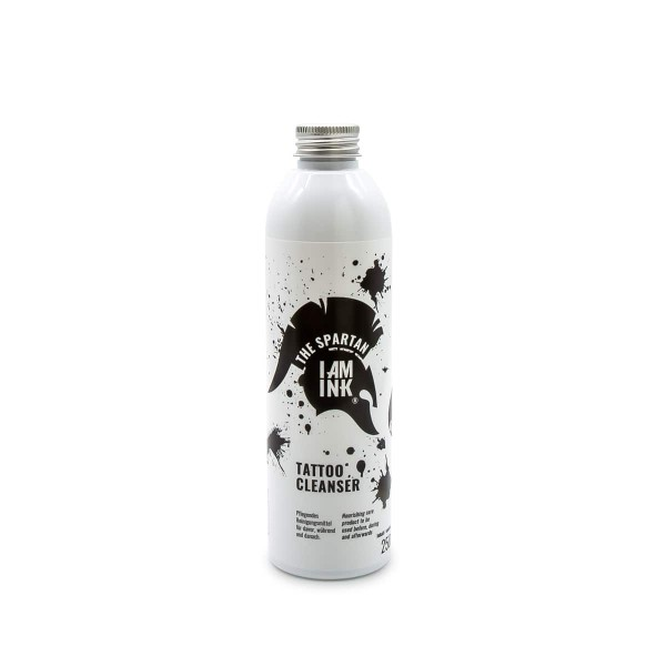The Spartan - Tattoo Cleanser - Concentrate - 250ml