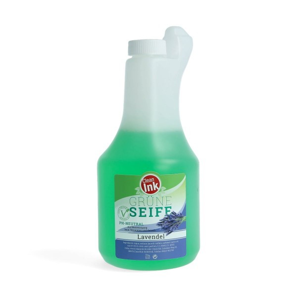 Clean Ink (Green Soap) to spray - 500 ml