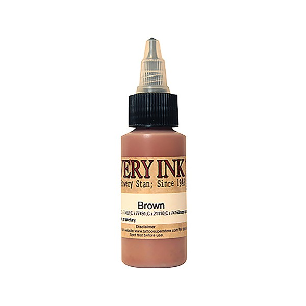 Intenze Ink Brown 29,6 ml - Bowery Ink