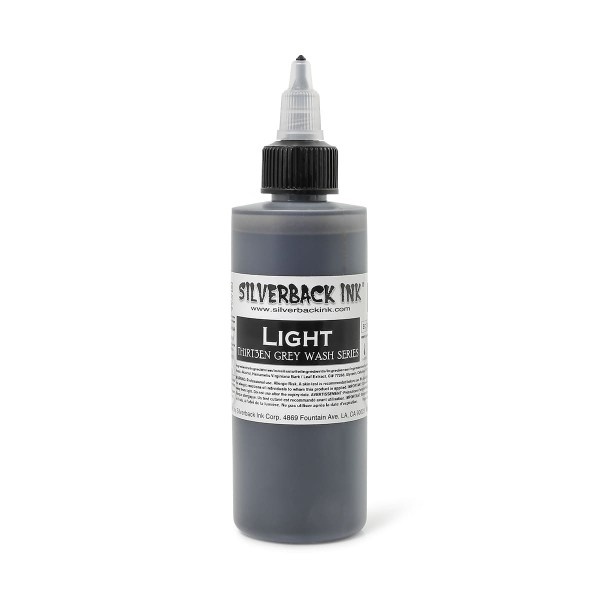 Silverback Ink Light Th1rt3en Grey Wash 118,3 ml