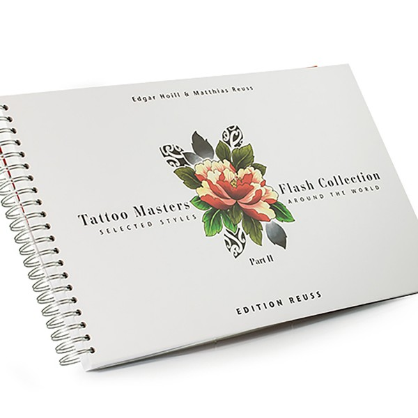 Tattoo Masters Flash Collection - Part II