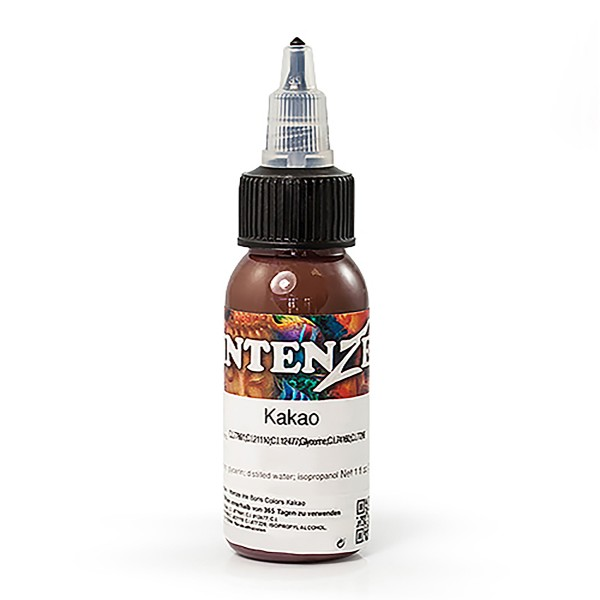 Intenze Tattoo Ink Kakao 29,6 ml - Boris from Hungary
