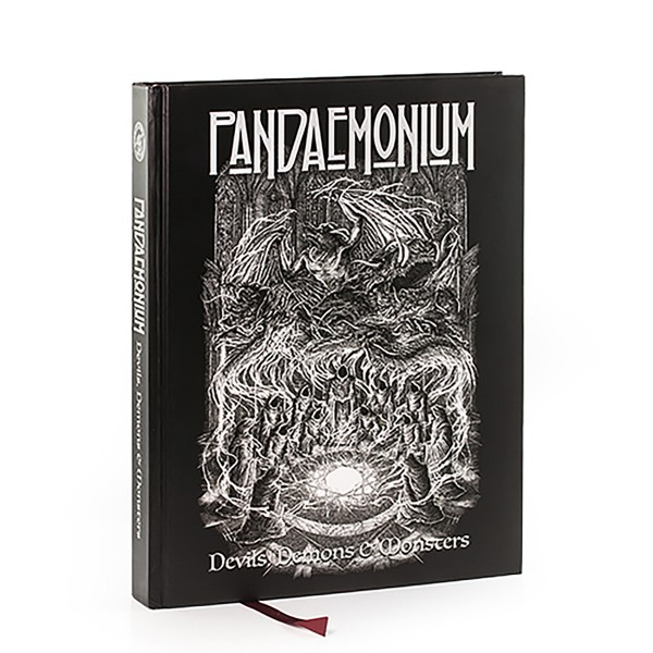 Pandaemonium - Devils, Demons & Monsters