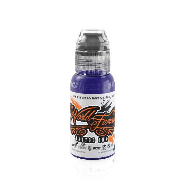 World Famous Tattoo Ink Leaning Tower of Purple - 29,6 ml