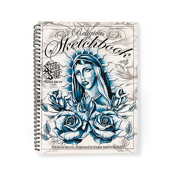 Religious Sketchbook 1 - Steve Soto