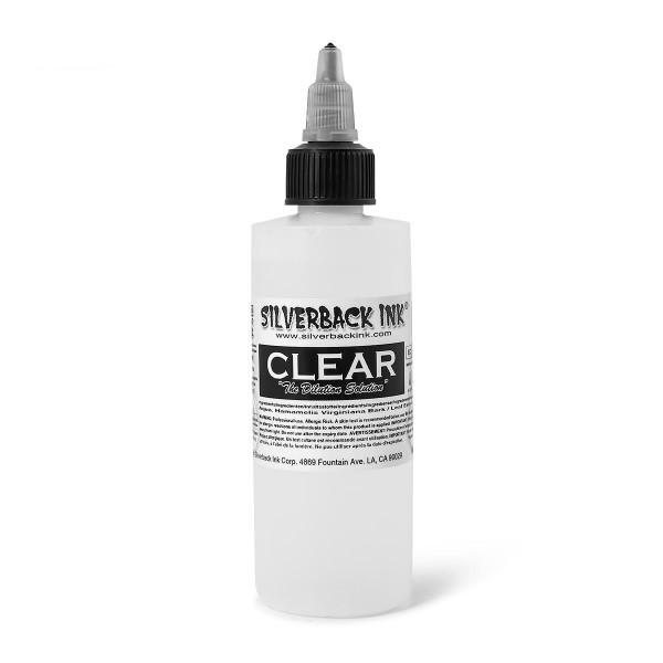 Silverback Ink Clear - 118,3 ml