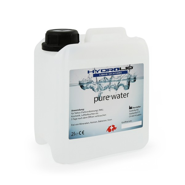 Hydroliq Pure Water - 2 l or 5 l