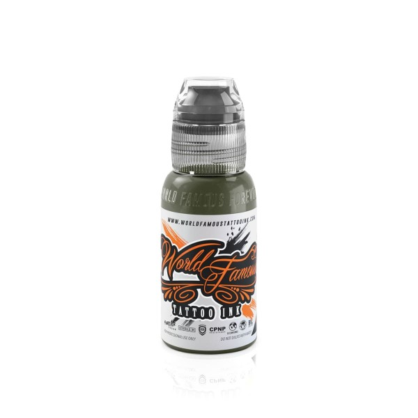 World Famous Tattoo Ink Vincent Zatter's - Spoiled Sage 29,6 ml