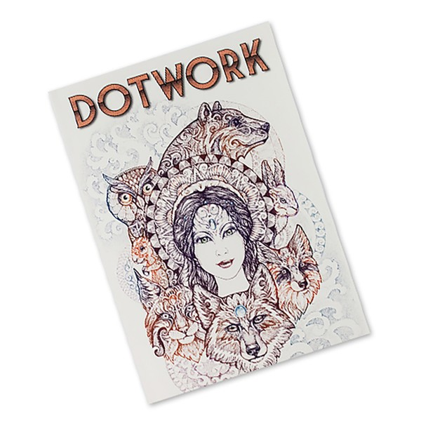 Dotwork - picture book