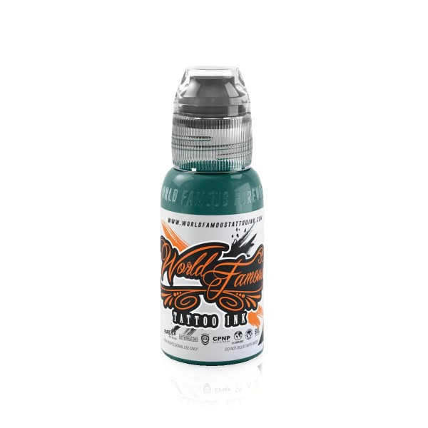 World Famous Tattoo Ink Ryan Smith Jewel - Jade -29,6 ml