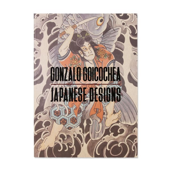 Japanese Designs by Gonzalo Goicochea