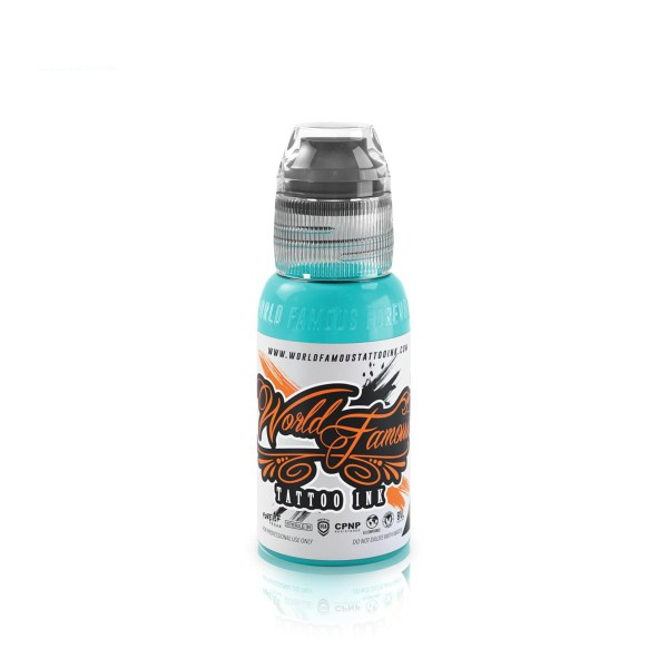 World Famous Ink Miami Blue - 29,6 ml