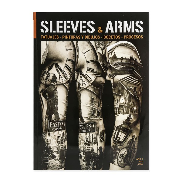 Sleeves & Arms - Tattoos - Paintings and Drawings - Sketches - Processes