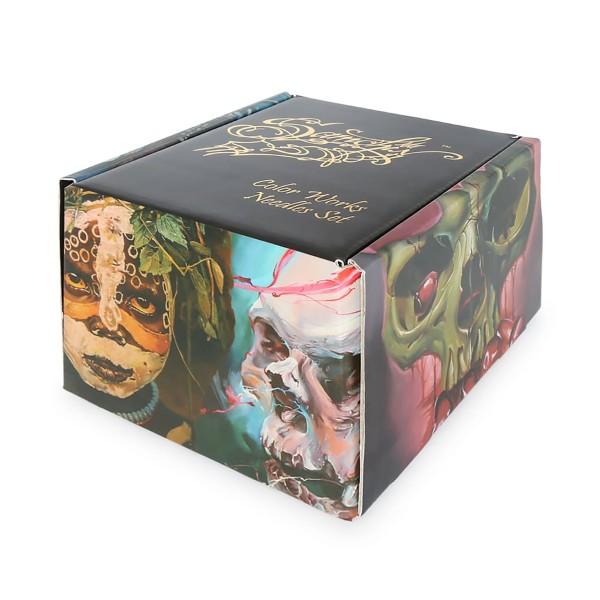 Kwadron - Dmitriy Samohin Color Works Cartridge Set