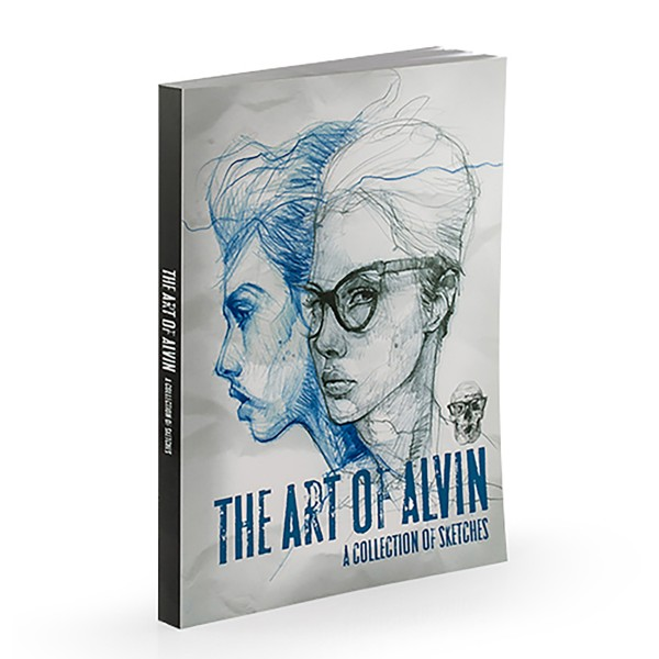 The Art of Alvin - A Collection of Sketches