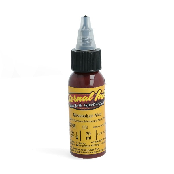 Eternal Ink Mississippi Mud 30 ml