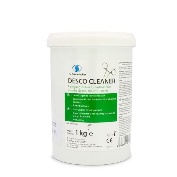 Dr. Schumacher - Desco Cleaner - Instrumentenreiniger Pulver