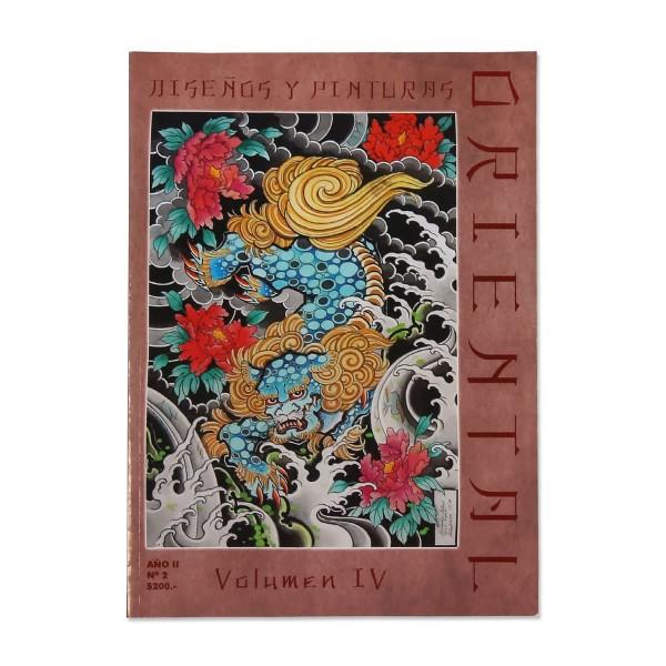 Oriental Vol. 4 - Oriental Flashs and Paintings