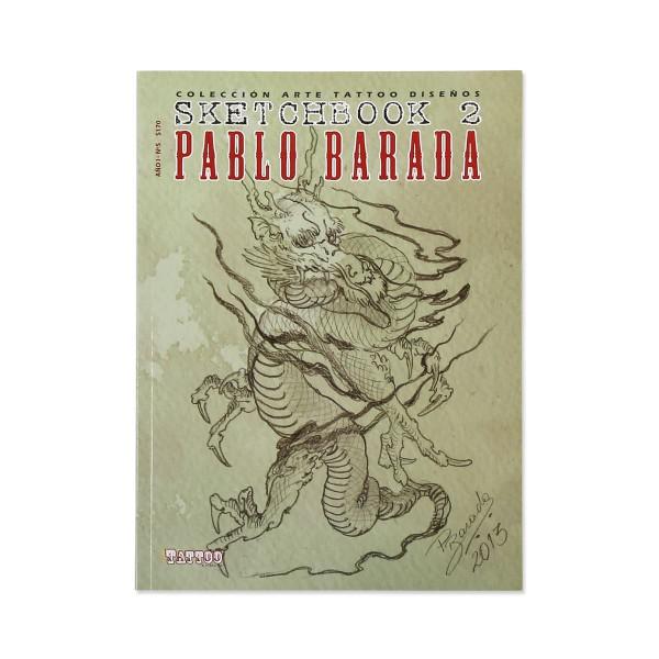 Pablo Barada - Sketchbook 2 (Skizzenbuch)