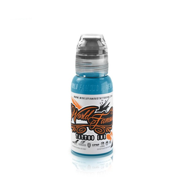 World Famous Tattoo Ink Blue Oyster Cult - 29,6 ml
