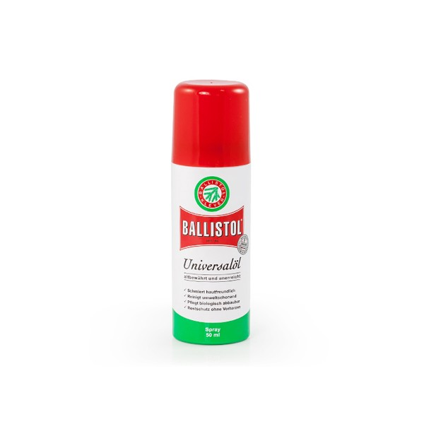 Ballistol Universalöl - Spray 50 ml