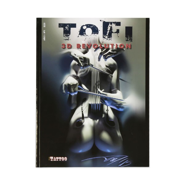 TOFI-3D Revolution - Flashbook
