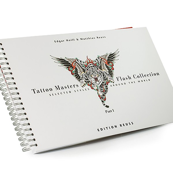 Tattoo Masters Flash Collection - Part I