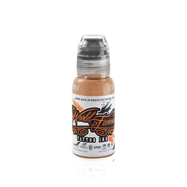 World Famous Tattoo Ink Pink Ribbon - Tan Mink 29,6 ml
