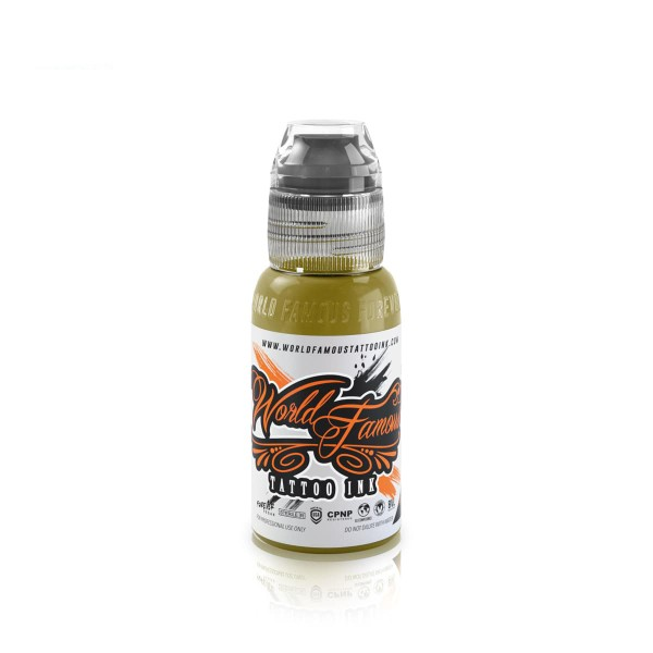 World Famous Ink Green Beret - 29,6 ml