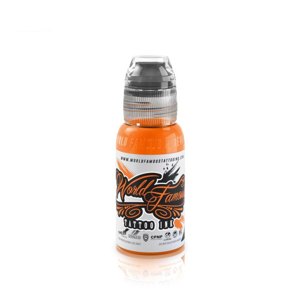 World Famous Ink Everest Orange - 29,6 ml