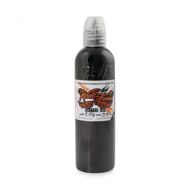 World Famous Ink Pitch Black - 118,3 ml