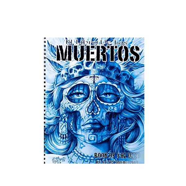 Steve Soto Los Muertos Sketchbook
