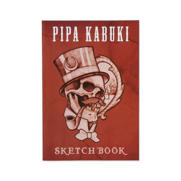 Pipa Kabuki - Sketchbook