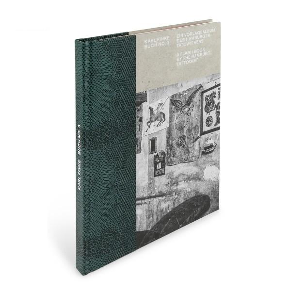 Karl Finke: Buch No. 3 by Ole Wittmann