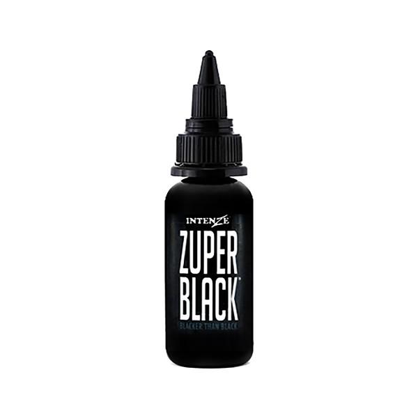 Intenze Ink Zuper Black