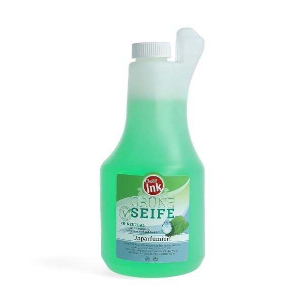 Clean Ink (Grüne Seife) to spray - 500 ml