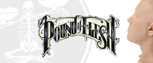 A Pound of Flesh - synthetische, tätowierbare Haut
