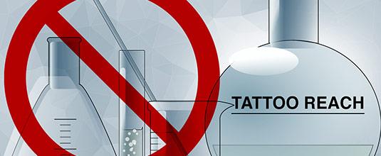 Tattoo REACH: Wichtige Änderungen