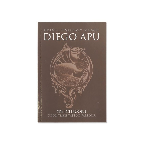 Diego Apu - Sketchbook 1